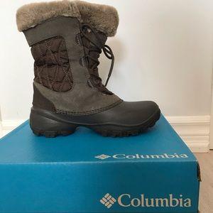 Columbia Waterproof Sierra Summette Iv Snow Boot